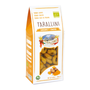Tarallini Curcuma e Zenzero
