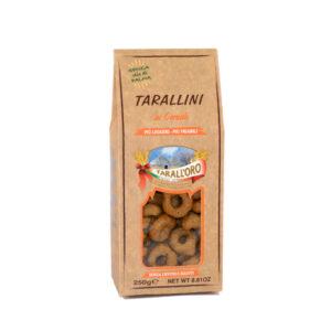 Tarallini Ai Cereali